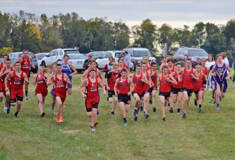Parker leads USV to boys title at county meet