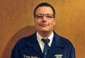 HN FFA member places second in Job Interview CDE