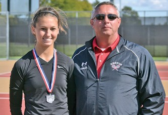 Oates gets mad, advances to state singles tournament