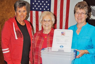 Forest VFW Auxiliary to collect items for veterans