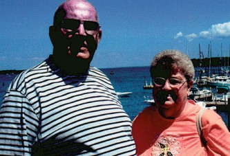 Couple celebrates 50th