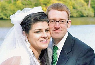 Litzenberg and Kohnen marry in West Virginia