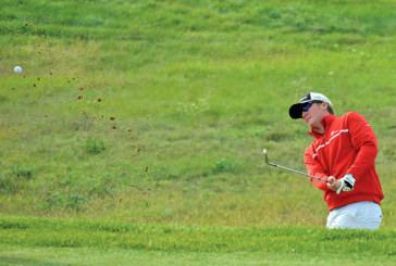 Kenton closes great season with 6th place at district meet