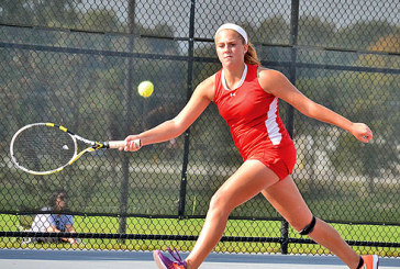 Kenton's Oates, Ada's Wills advance to district tennis