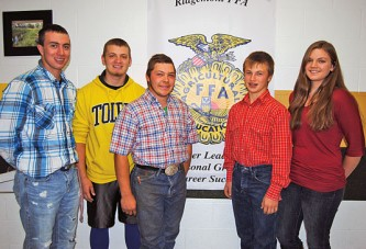Soil team advances