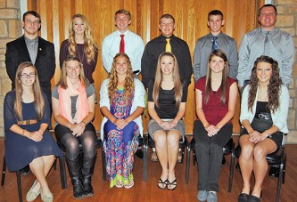 Elks honors Teens of the Month