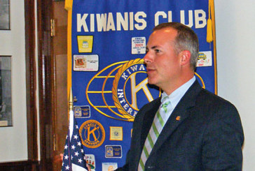 State lawmaker guest speaker at meeting of Ada clubs