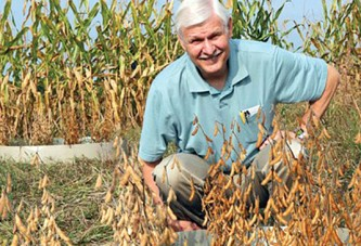 Gypsum spread on farm fields could help keep water clean