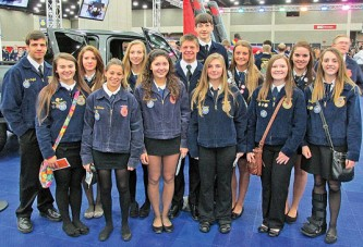 Ada FFA at convention