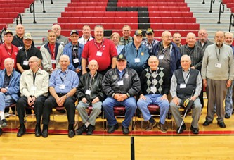 Area veterans honored at USV program