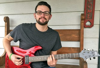 Finding different sound most challenging part for Kenton songwriter