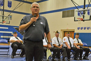 Students owe thanks to veterans for privileges, says Riverdale speaker
