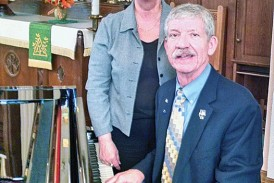 Organist, pianist to lead Christmas music concert at St. John's