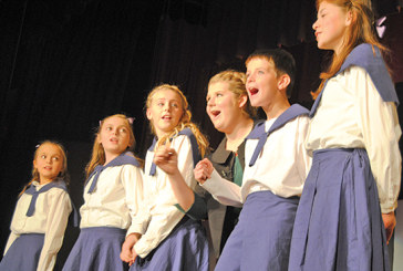 The Sound of Music at Riverdale