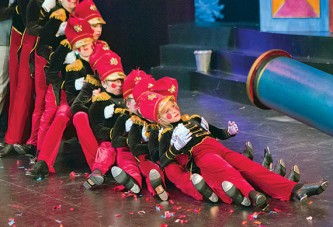 Ohio Northern to present 20th annual Holiday Spectacular