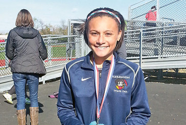 Girl with local ties headed to cross country nationals