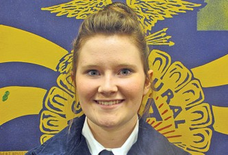 Ada FFA member places in job interview contests