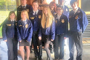 HN FFA members travel to National FFA Convention