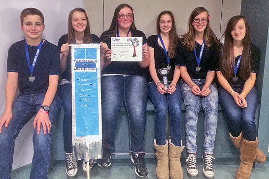 BL robotics team advances