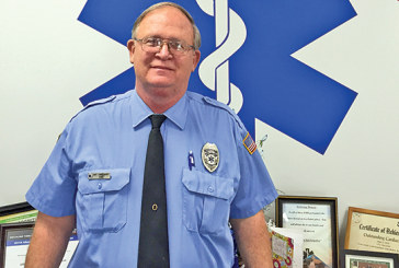 Longtime Alger EMT says training helps him deal with high-pressure times