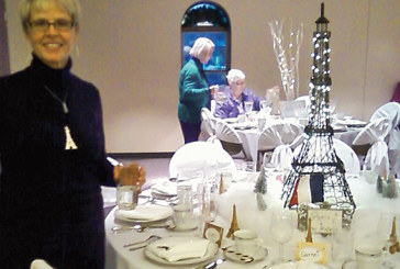 Holiday Tables event benefits Not By Choice