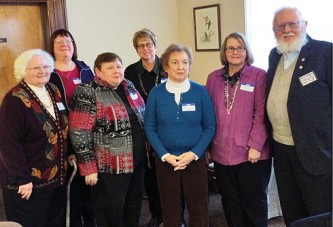Retired teachers have November meeting in Ada