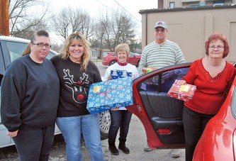 Alger grandma overwhelmed by community's generosity