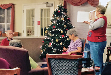 Hardin County BPW celebrates Christmas at Blanchard Place
