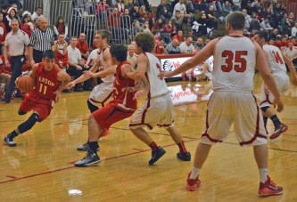 Slow start to second half dooms KHS
