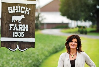 Agriculture career was right choice for Hardin County honoree
