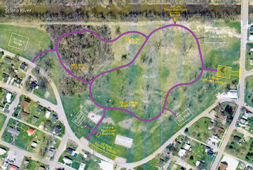 Two grants target city park recreational trail