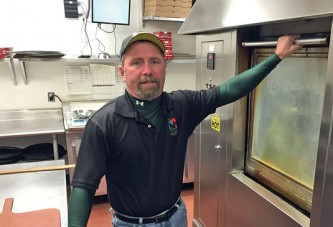 Kenton man enjoys serving the public