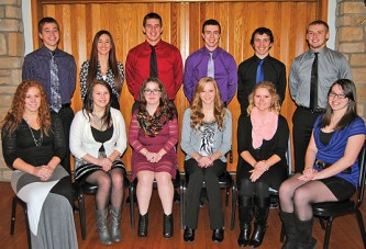 December teens honored at Kenton Elks' luncheon
