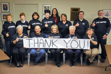 United Way campaign tops $220,000