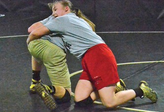 Hites looks to make her mark on the mats