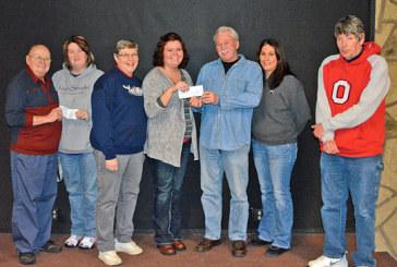 Eagles makes donations