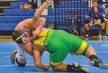 Falcons sweep pair of duals