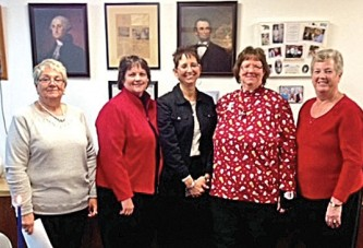Republican Women gather for holiday dinner, auction