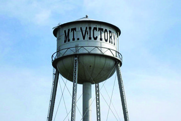 Mt. Victory votes to give 80-year-old water tower new life