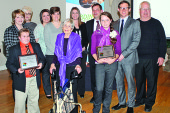 Alliance recognizes top citizen, business and community helpers