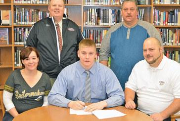 Kenton OL Wells signs to play at Purdue