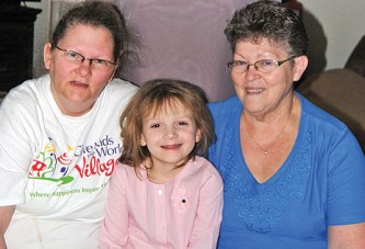 Kenton girl's story example of value of organ donors