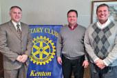 Presentation to Rotary