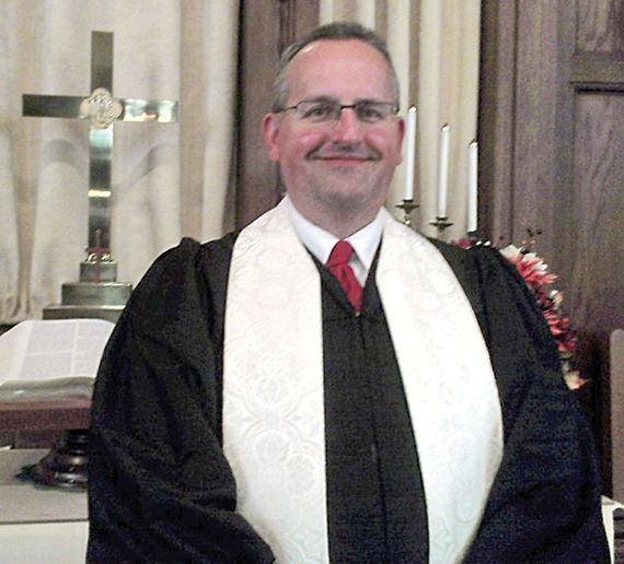 Rev. Randall Forester