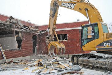 Espy demolition