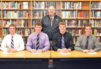 Four Wildcats heading to University of Ashland