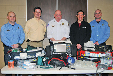 Donations help Kenton fire fighters assist in ambulance runs