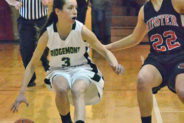 Ridgemont eliminated from sectional