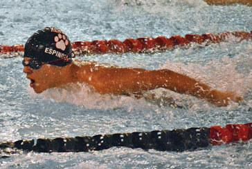 Kenton splits swimming meet