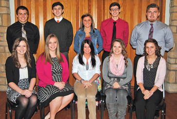 February Teens of Month recognized